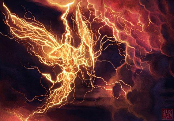 スピリットアイランドの雷の精霊の紹介記事です。