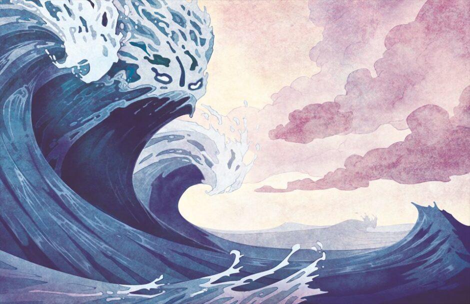 スピリットアイランド海の精霊のレビュー記事です。