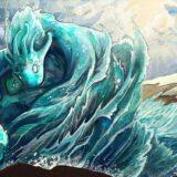 スピリットアイランド精霊紹介「陽光を浴びた大河のうねり」